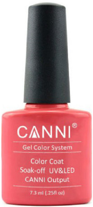Canni Гель-лак для ногтей Colors, тон №233, 7,3 мл11802Гель-лак Canni – это покрытие для ногтей нового поколения, которое поставит крест на всех известных Вам ранее проблемах и трудностях использования Гель-лаков. Это самые качественные и самые доступные шеллаки на сегодняшний день. Canni Гель-лак может легко сравниться по качеству с продукцией CND, а в цене и вовсе выигрывает у американского бренда. Предельно простое нанесение, способность к самовыравниванию, отличная пигментация, безопасное снятие, безвредность для здоровья ногтей и огромная палитра оттенков – это далеко не все достоинства Гель-лаков Канни. Каждая женщина найдет для себя в них что-то свое, отчего уже никогда не сможет отказаться.