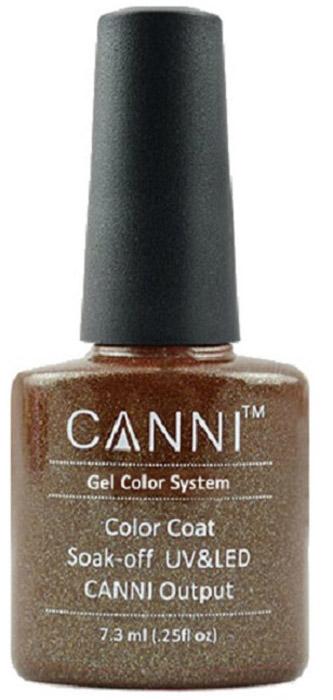 Canni Гель-лак для ногтей Colors, тон №9, 7,3 мл9703Гель-лак Canni – это покрытие для ногтей нового поколения, которое поставит крест на всех известных Вам ранее проблемах и трудностях использования Гель-лаков. Это самые качественные и самые доступные шеллаки на сегодняшний день. Canni Гель-лак может легко сравниться по качеству с продукцией CND, а в цене и вовсе выигрывает у американского бренда. Предельно простое нанесение, способность к самовыравниванию, отличная пигментация, безопасное снятие, безвредность для здоровья ногтей и огромная палитра оттенков – это далеко не все достоинства Гель-лаков Канни. Каждая женщина найдет для себя в них что-то свое, отчего уже никогда не сможет отказаться.