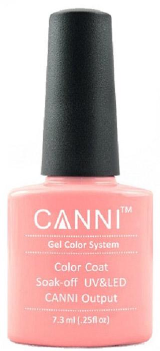 Canni Гель-лак для ногтей Colors, тон №11, 7,3 мл