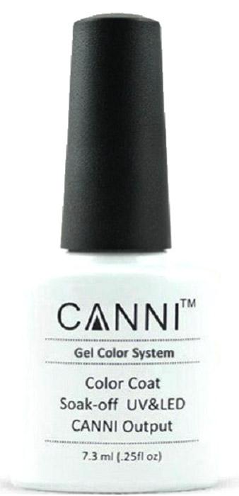 Canni Гель-лак для ногтей Colors, тон №23, 7,3 мл9717Гель-лак Canni – это покрытие для ногтей нового поколения, которое поставит крест на всех известных Вам ранее проблемах и трудностях использования Гель-лаков. Это самые качественные и самые доступные шеллаки на сегодняшний день. Canni Гель-лак может легко сравниться по качеству с продукцией CND, а в цене и вовсе выигрывает у американского бренда. Предельно простое нанесение, способность к самовыравниванию, отличная пигментация, безопасное снятие, безвредность для здоровья ногтей и огромная палитра оттенков – это далеко не все достоинства Гель-лаков Канни. Каждая женщина найдет для себя в них что-то свое, отчего уже никогда не сможет отказаться.