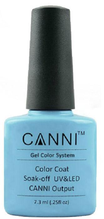 Canni Гель-лак для ногтей Colors, тон №37, 7,3 мл