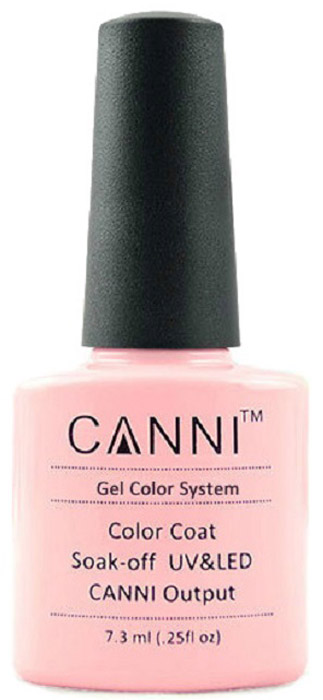 Canni Гель-лак для ногтей Colors, тон №92, 7,3 мл9786Гель-лак Canni – это покрытие для ногтей нового поколения, которое поставит крест на всех известных Вам ранее проблемах и трудностях использования Гель-лаков. Это самые качественные и самые доступные шеллаки на сегодняшний день. Canni Гель-лак может легко сравниться по качеству с продукцией CND, а в цене и вовсе выигрывает у американского бренда. Предельно простое нанесение, способность к самовыравниванию, отличная пигментация, безопасное снятие, безвредность для здоровья ногтей и огромная палитра оттенков – это далеко не все достоинства Гель-лаков Канни. Каждая женщина найдет для себя в них что-то свое, отчего уже никогда не сможет отказаться.