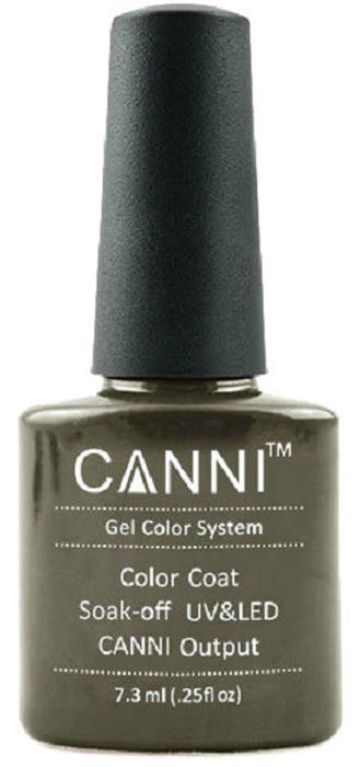 Canni Гель-лак для ногтей Colors, тон №127, 7,3 мл9821Гель-лак Canni – это покрытие для ногтей нового поколения, которое поставит крест на всех известных Вам ранее проблемах и трудностях использования Гель-лаков. Это самые качественные и самые доступные шеллаки на сегодняшний день. Canni Гель-лак может легко сравниться по качеству с продукцией CND, а в цене и вовсе выигрывает у американского бренда. Предельно простое нанесение, способность к самовыравниванию, отличная пигментация, безопасное снятие, безвредность для здоровья ногтей и огромная палитра оттенков – это далеко не все достоинства Гель-лаков Канни. Каждая женщина найдет для себя в них что-то свое, отчего уже никогда не сможет отказаться.