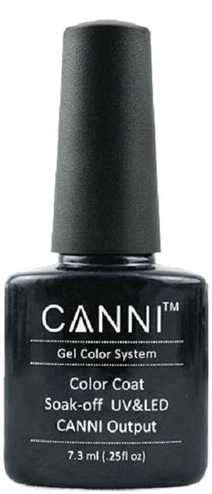 Canni Гель-лак для ногтей Colors, тон №132, 7,3 мл9826Гель-лак Canni – это покрытие для ногтей нового поколения, которое поставит крест на всех известных Вам ранее проблемах и трудностях использования Гель-лаков. Это самые качественные и самые доступные шеллаки на сегодняшний день. Canni Гель-лак может легко сравниться по качеству с продукцией CND, а в цене и вовсе выигрывает у американского бренда. Предельно простое нанесение, способность к самовыравниванию, отличная пигментация, безопасное снятие, безвредность для здоровья ногтей и огромная палитра оттенков – это далеко не все достоинства Гель-лаков Канни. Каждая женщина найдет для себя в них что-то свое, отчего уже никогда не сможет отказаться.Как ухаживать за ногтями: советы эксперта. Статья OZON Гид