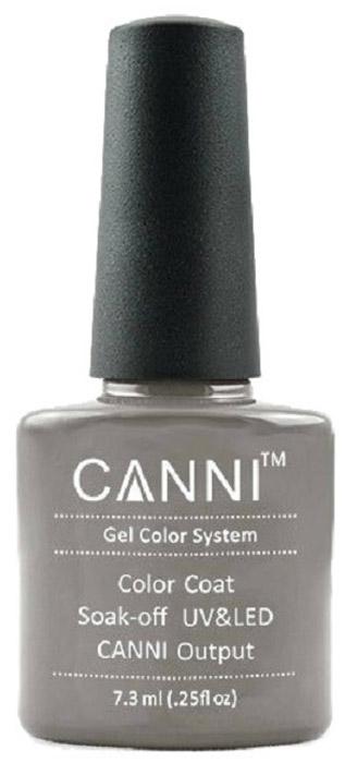 Canni Гель-лак для ногтей Colors, тон №149, 7,3 мл