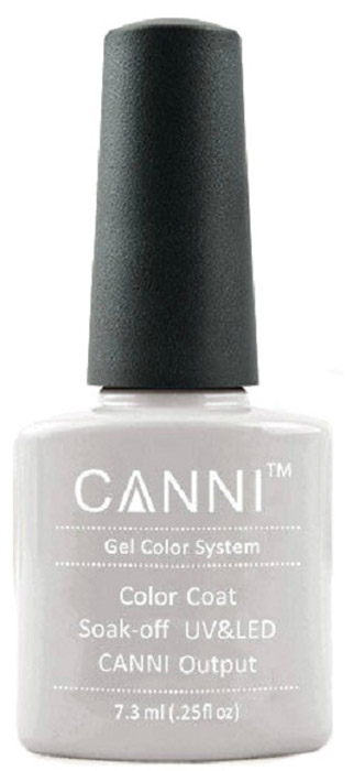 Canni Гель-лак для ногтей Colors, тон №162, 7,3 мл9856Гель-лак Canni – это покрытие для ногтей нового поколения, которое поставит крест на всех известных Вам ранее проблемах и трудностях использования Гель-лаков. Это самые качественные и самые доступные шеллаки на сегодняшний день. Canni Гель-лак может легко сравниться по качеству с продукцией CND, а в цене и вовсе выигрывает у американского бренда. Предельно простое нанесение, способность к самовыравниванию, отличная пигментация, безопасное снятие, безвредность для здоровья ногтей и огромная палитра оттенков – это далеко не все достоинства Гель-лаков Канни. Каждая женщина найдет для себя в них что-то свое, отчего уже никогда не сможет отказаться.