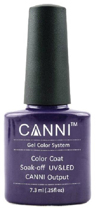 Canni Гель-лак для ногтей Colors, тон №176, 7,3 мл9870Гель-лак Canni – это покрытие для ногтей нового поколения, которое поставит крест на всех известных Вам ранее проблемах и трудностях использования Гель-лаков. Это самые качественные и самые доступные шеллаки на сегодняшний день. Canni Гель-лак может легко сравниться по качеству с продукцией CND, а в цене и вовсе выигрывает у американского бренда. Предельно простое нанесение, способность к самовыравниванию, отличная пигментация, безопасное снятие, безвредность для здоровья ногтей и огромная палитра оттенков – это далеко не все достоинства Гель-лаков Канни. Каждая женщина найдет для себя в них что-то свое, отчего уже никогда не сможет отказаться.