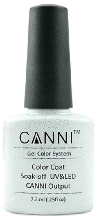 Canni Гель-лак для ногтей Colors, тон №183, 7,3 мл9877Гель-лак Canni – это покрытие для ногтей нового поколения, которое поставит крест на всех известных Вам ранее проблемах и трудностях использования Гель-лаков. Это самые качественные и самые доступные шеллаки на сегодняшний день. Canni Гель-лак может легко сравниться по качеству с продукцией CND, а в цене и вовсе выигрывает у американского бренда. Предельно простое нанесение, способность к самовыравниванию, отличная пигментация, безопасное снятие, безвредность для здоровья ногтей и огромная палитра оттенков – это далеко не все достоинства Гель-лаков Канни. Каждая женщина найдет для себя в них что-то свое, отчего уже никогда не сможет отказаться.