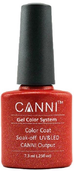 Canni Гель-лак для ногтей Colors, тон №207, 7,3 мл9901Гель-лак Canni – это покрытие для ногтей нового поколения, которое поставит крест на всех известных Вам ранее проблемах и трудностях использования Гель-лаков. Это самые качественные и самые доступные шеллаки на сегодняшний день. Canni Гель-лак может легко сравниться по качеству с продукцией CND, а в цене и вовсе выигрывает у американского бренда. Предельно простое нанесение, способность к самовыравниванию, отличная пигментация, безопасное снятие, безвредность для здоровья ногтей и огромная палитра оттенков – это далеко не все достоинства Гель-лаков Канни. Каждая женщина найдет для себя в них что-то свое, отчего уже никогда не сможет отказаться.Как ухаживать за ногтями: советы эксперта. Статья OZON Гид