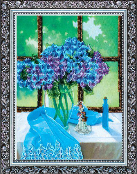 Набор для вышивания бисером Абрис Арт