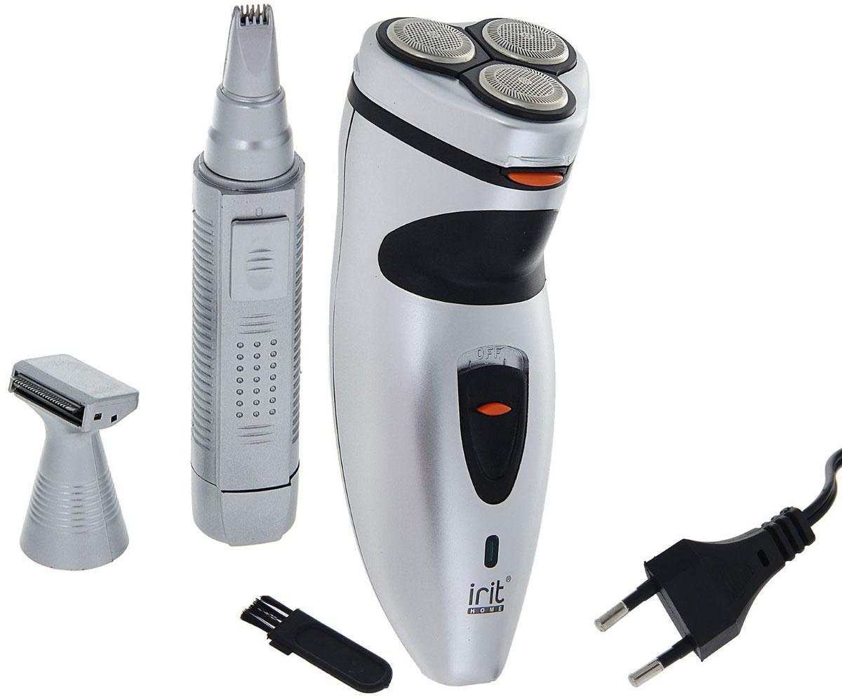 Irit IR-3207 бритва аккумуляторная