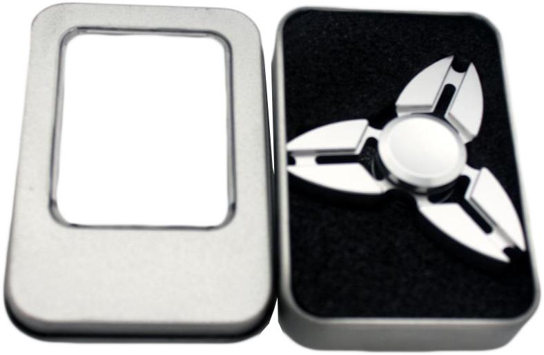 TipTopСпиннер цвет серебристый ВР-00000836