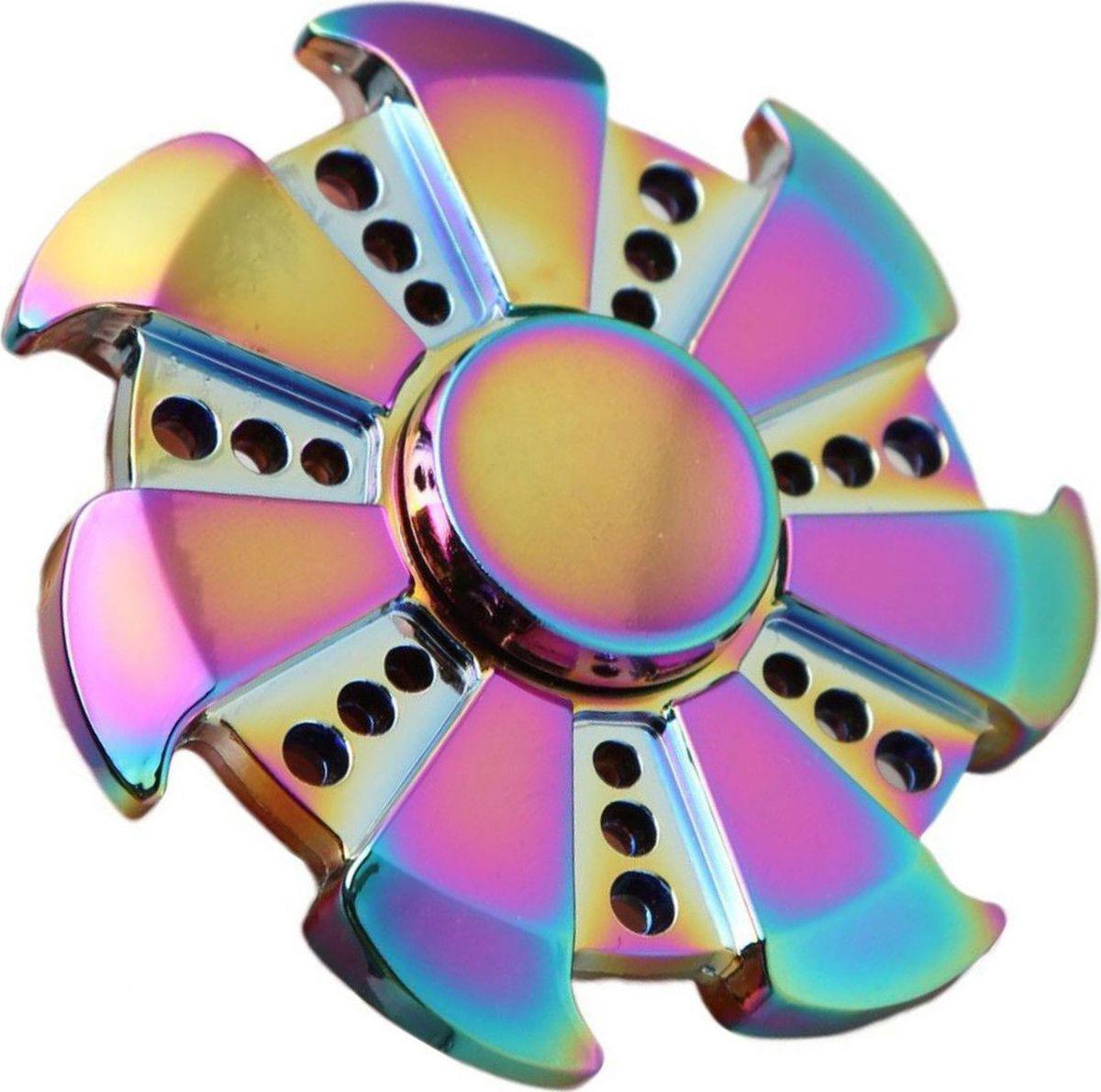 TipTop Спиннер-экзотика Колесо цвет радужный ВР-00000947 tiptop спиннер штурвал цвет розовый