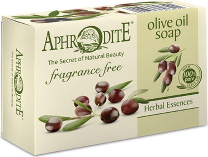 Мыло оливковое натуральное Aphrodite, 100 гр782126003508Оливковое мыло - это 100% натуральный продукт, созданный по старинной греческой рецептуре. Большое содержание в оливковом масле ценной олеиновой кислоты, витаминов А и Е, полифенолов, делают его природным антиоксидантом, устраняющим признаки преждевременного старения и способствующим ускорению регенерации клеток кожи.Мыло не содержит отдушек, искусcтвенных красителей и животных жиров. Прекрасно питает и увлажняет кожу лица и тела. Идеальное решение для людей с чувствительной и проблемной кожей, страдающих дерматитом, экземой или псориазом. Благодаря своему лёгкому и полезному составу, средство отлично подходит для ежедневного ухода за нежной детской кожей. Не содержит консервантов, животных жиров и искусственных красителей.