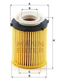 Масляный фильтроэлемент без металлических частейMann-Filter HU7116ZHU7116ZМасляный фильтроэлемент Mann-Filter. Без металлических частей. Наружный диаметр: 71 мм.Внутренний диаметр: 29 мм.Высота: 86 мм.