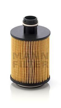 Масляный фильтроэлемент без металлических частейMann-Filter HU71211XHU71211X