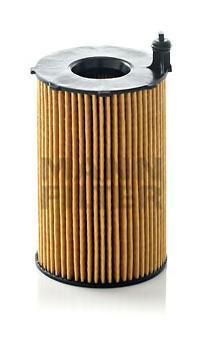 Масляный фильтроэлемент без металлических частейMann-Filter HU8005ZHU8005Z