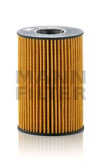Масляный фильтроэлемент без металлических частей Mann-Filter HU8007ZHU8007Z
