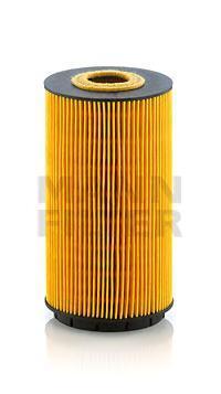 Масляный фильтроэлемент без металлических частей Mann-Filter HU8010ZHU8010Z