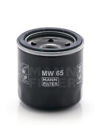 Масляный фильтроэлемент для мотоцикловMann-Filter MW65MW65