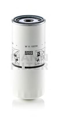 Масляный фильтр Mann-Filter W1110234W1110234