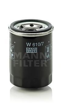 Фильтр масляный Mann-Filter W610/7W610/7