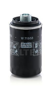 Масляный фильтрMann-Filter W71953W71953