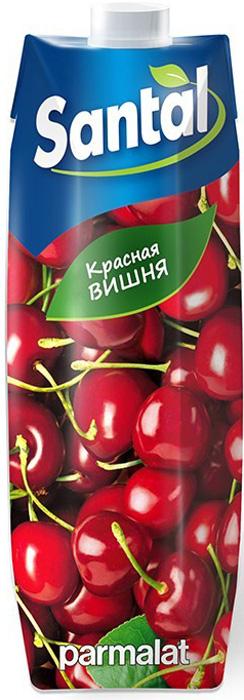 Santal Напиток Красная вишня, 1 л напиток fruktomania мохито 1 5 л