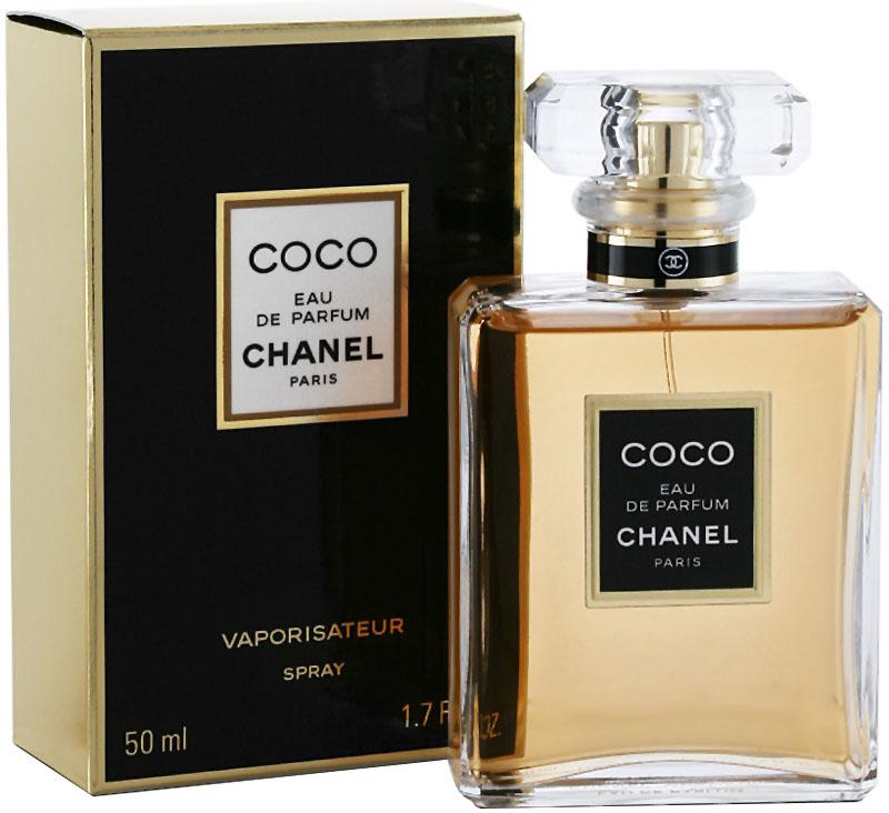 Chanel Coco Парфюмерная вода, 50 мл01838Композиция парфюмерной воды Coco — это признанная классика, в которой смешались завораживающая чувственность, мягкое обаяние и обжигающая страсть. Данный аромат, построенный на гармоничном соединении контрастов, открывается сочным фруктово-цветочным аккордом. В нем прохладная мандариновая свежесть, подслащенная мякотью персика, вплетается в душистую розово-жасминовую гирлянду, дополненную пряным кориандром и терпким ароматом цветков граната.В сердце парфюмерной воды Coco доминируют яркие, насыщенные оттенки, которые превосходно подчеркивают статность, изысканность и величие обладательницы аромата. Неожиданное сочетание клевера, розы, гвоздики, мимозы и флердоранжа, разжигает в композиции огонь страсти, языки пламени которого долго переливаются манящими и томными аккордами.В базе аромата заложены традиционные шлейфовые оттенки, мягко обволакивающие кожу соблазнительной дымкой. Таинственные амбра, сандал, бобы тонка и циветта, смешанные с чарующими тонами лабданума, опопонакса и ванили, придают парфюмерной воде Coco необыкновенную нежность, обольстительность и привлекательность.