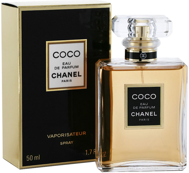 Chanel Coco Парфюмерная вода, 50 мл - Парфюмерия