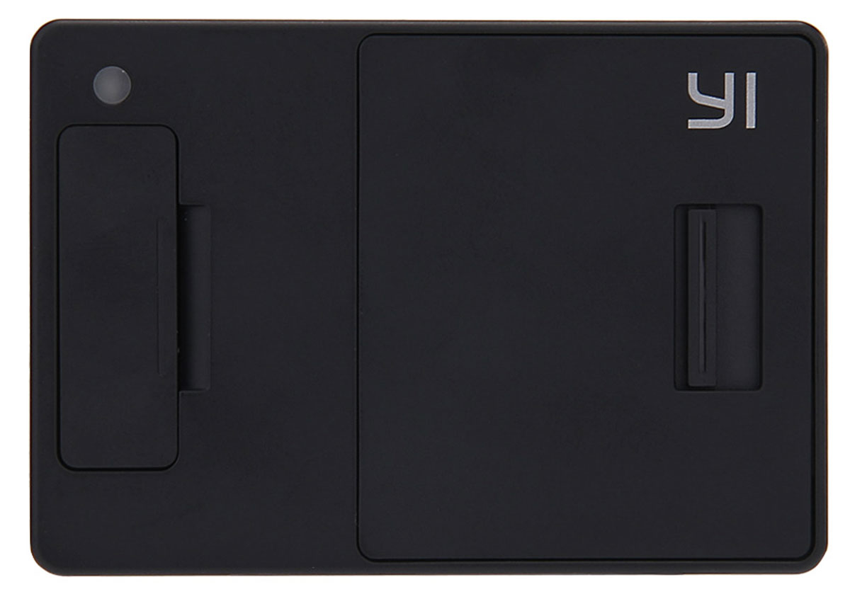Xiaomi YI Basic, Blackэкшн-камера + водонепроницаемый бокс Xiaomi