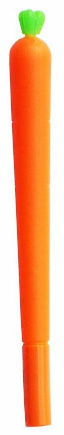 Карамба Ручка шариковая Морковь цвет чернил синий4855Оригинальная ручка в виде морковки. Позволяет стирать чернила. Цвет чернил - синий.