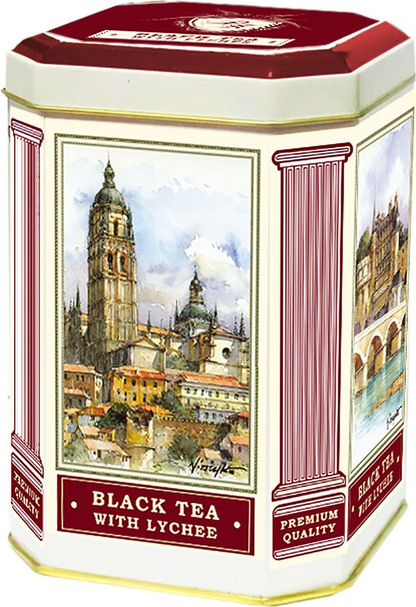 Real Райские птицы листовой черный чай с личи Black Tea with Lychee, 150 г real райские птицы листовой зеленый чай ginseng oolong 150 г