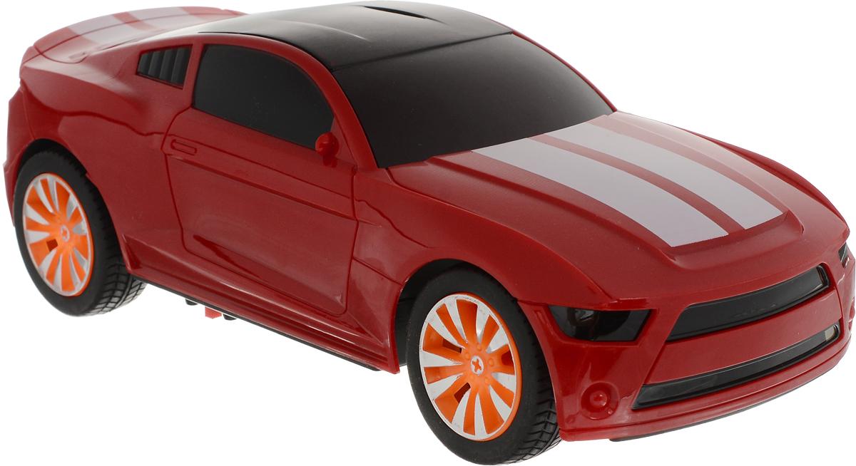 Yako Машинка на радиоуправлении Автотаран цвет красный - Радиоуправляемые игрушки