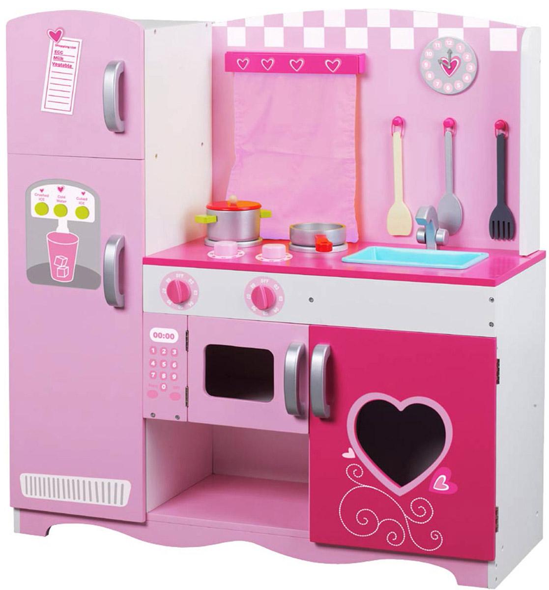 Classic World Игрушечная кухня Мечта поваренка ролевые игры картонный папа игрушка из картона картонная кухня