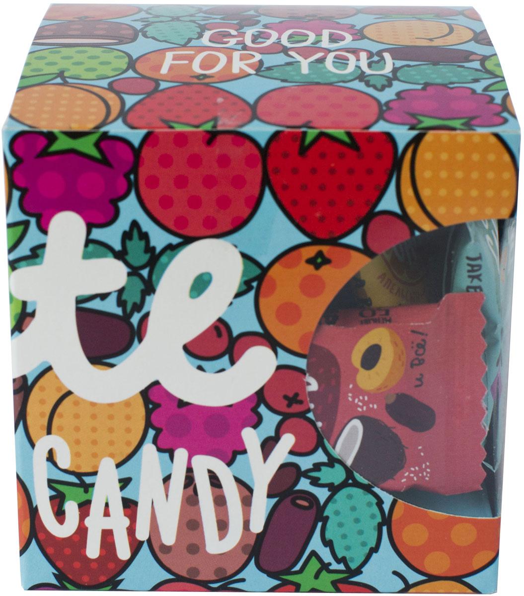 Bite Candy набор фруктово-ягодных батончиков голубой, 120 гФР-00000568Набор Bite Candy - натуральные и вкусные конфетки, разработанные с особой заботой для любителей десертов. Bite Candy содержит только фрукты, ягоды, специи, натуральный шоколад и ни грамма добавленного сахара. Если вы давно мечтали съесть целую коробочку конфет, наконец-то можно себе это позволить!
