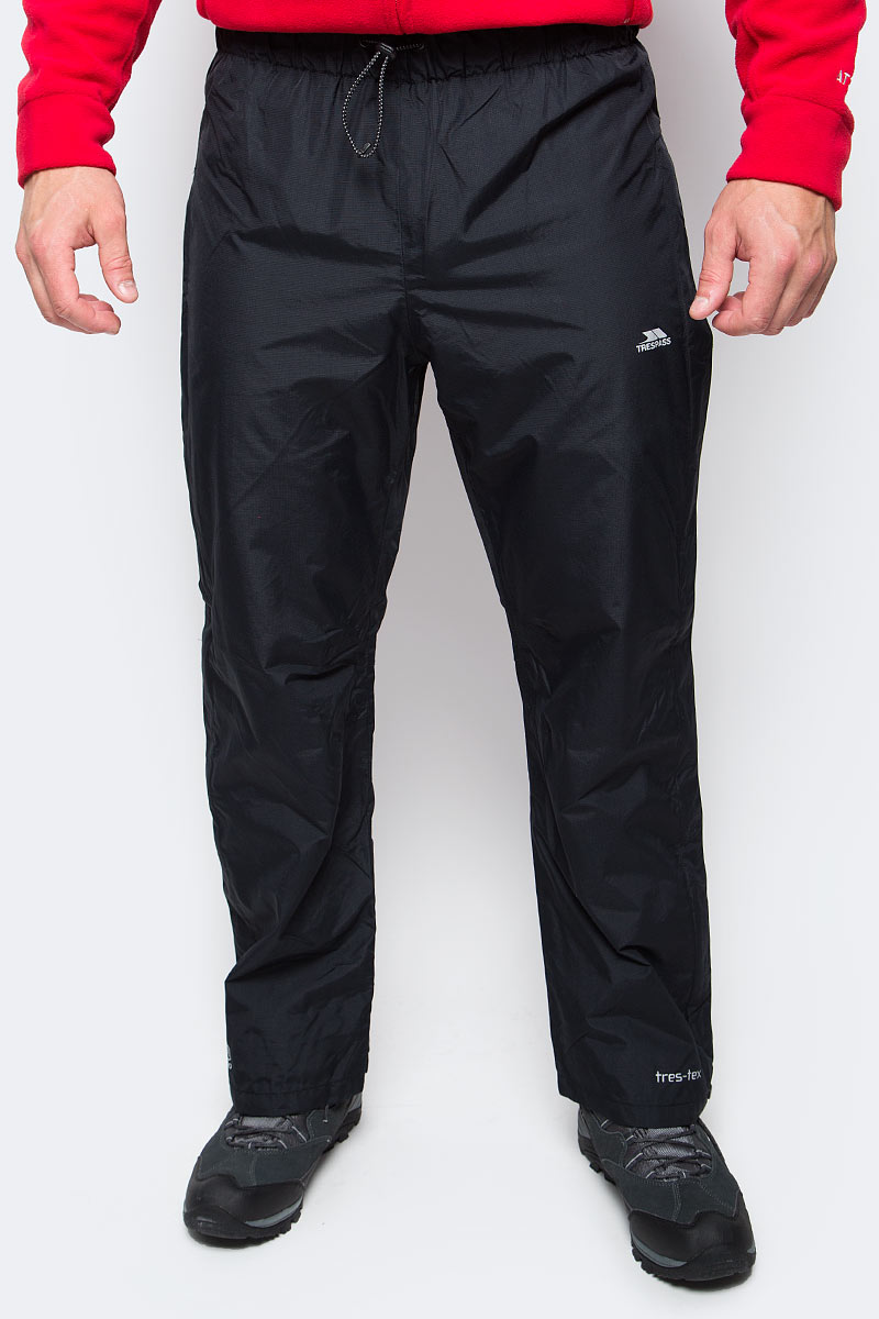 Брюки спортивные мужские Trespass Purnell, цвет: черный. MABTRAK20003. Размер M (50) boots trespass ботинки спортивные