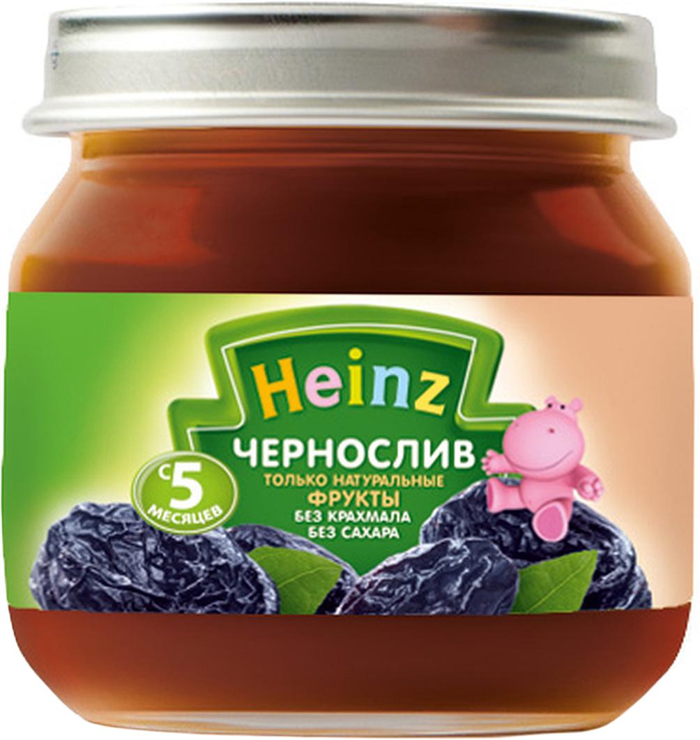 Heinz пюре чернослив, с 5 месяцев, 80 г70146900Продукт готов к употреблению. Нужное количество подогреть, не добавляя сахара. Не разогревать повторно