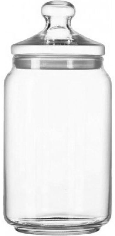 Банка для сыпучих продуктов Luminarc Big Club, с крышкой, 1,5 л34818Банка для сыпучих Luminarc Big Club изготовлена из ударопрочного стекла. Стеклянная крышка закрывается герметично, благодаря силиконовой прокладке. Такая банка прекрасно подходит для хранения сахара, соли, круп, конфет, орехов, печенья и других сыпучих продуктов.