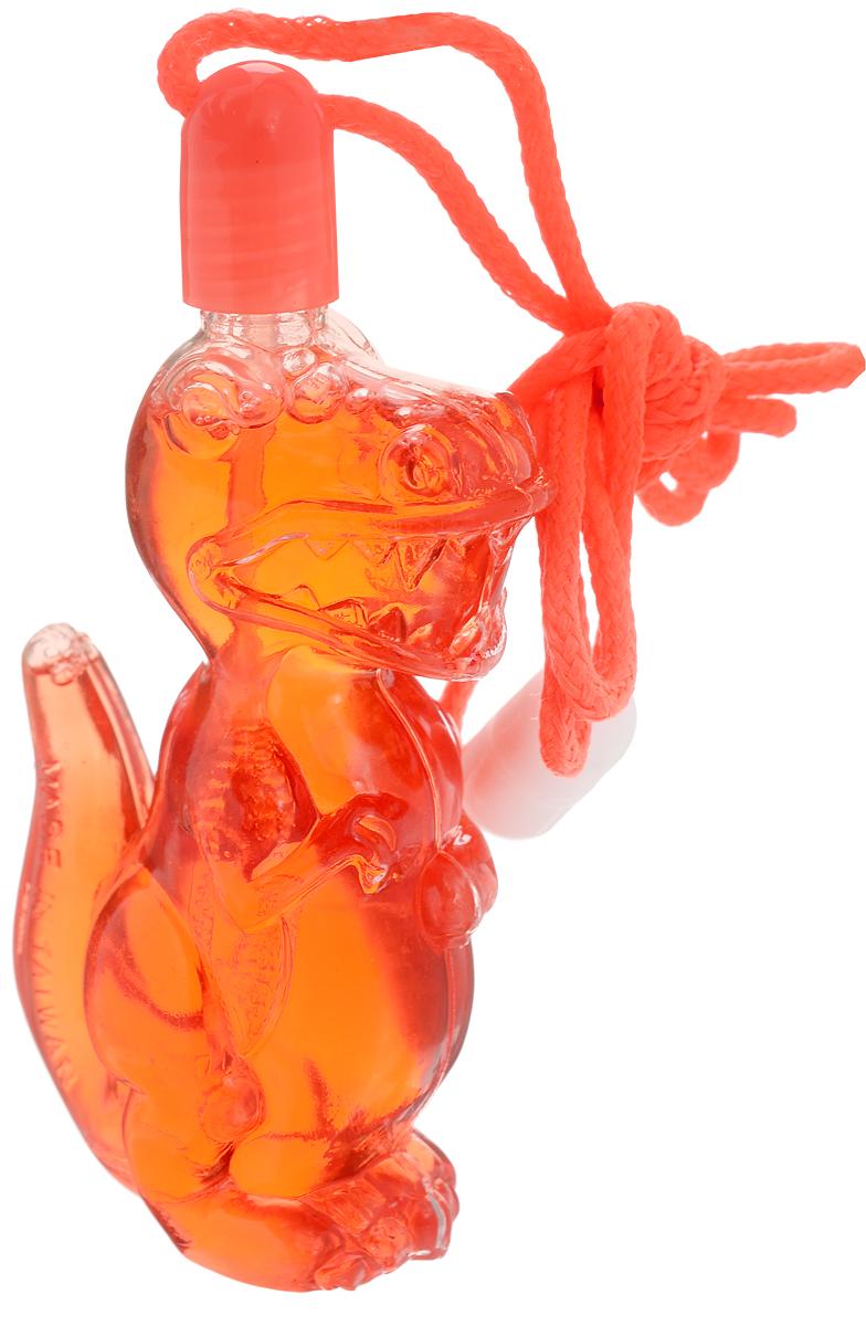 Uncle Bubble Мыльные пузыри Динозавр цвет оранжевый -  Мыльные пузыри
