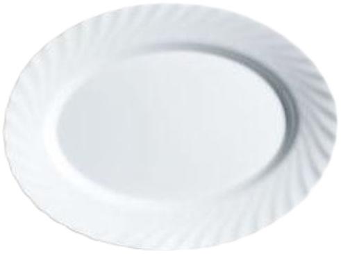 Блюдо овальное Luminarc ТРИАНОН, диаметр 29 см9392Бренд Luminarc – это один из лидеров мирового рынка по производству посуды и товаров для дома. В основе процесса изготовления лежит высококачественное сырье, а также строгий контроль качества. Товары для дома Luminarc уважают и ценят во всем мире, а многие эксперты считают данного производителя эталоном совершенства.