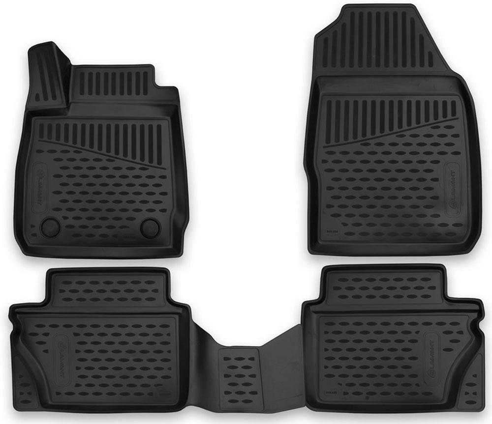 Коврики в салон Element 3D, для Ford Fiesta, 2015->, 4 штELEMENT3D1658210kКачественный продукт, новый полимерный материал, коврики оснащены фиксаторами, защита от западания педали газа, антискользящий рельеф, идеальная подходимость, гигиенические сертификаты, экспортируются в западную Европу.