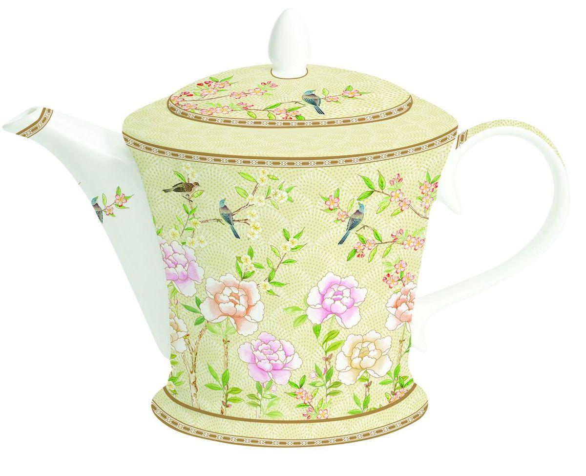 Чайник заварочный Easy Life Сад во дворце, 1 л хондроитин акос мазь д наруж прим 5% 30г