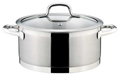 Кастрюля Tescoma President, с крышкой, диаметр 24 см, 5,0 л. 780245780245