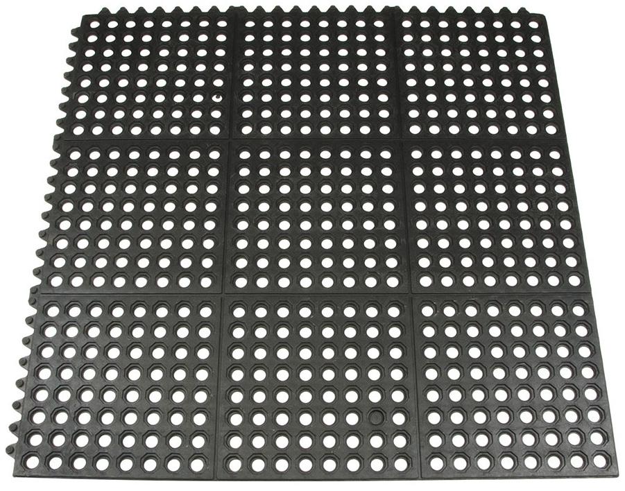 Коврик грязесборный модульный SunStep, 90 х 90 х 1,2 см коврик домашний sunstep цвет бежевый 80 х 150 х 4 см