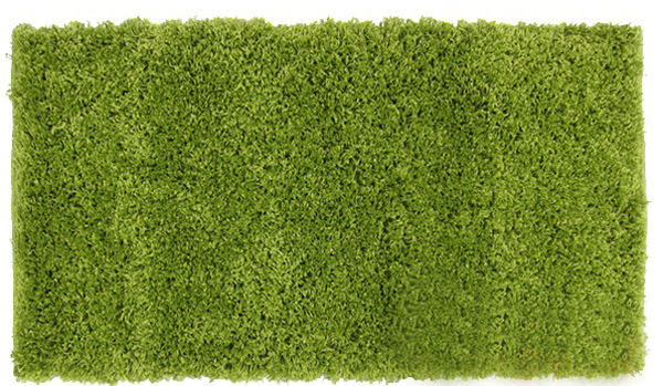Коврик домашний SunStep, цвет: зеленый, 60 х 110 х 4 см коврик домашний sunstep цвет зеленый 140 х 200 х 4 см