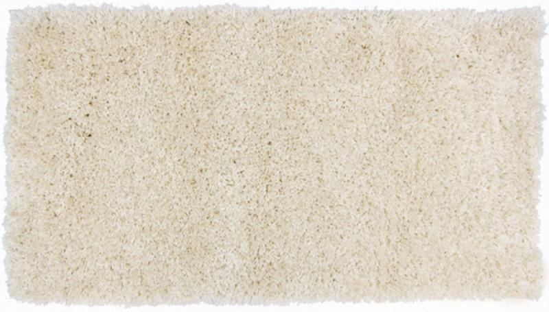 Коврик домашний SunStep, цвет: кремовый, 100 х 200 х 4 см коврик домашний sunstep цвет кремовый 60 х 110 х 4 см