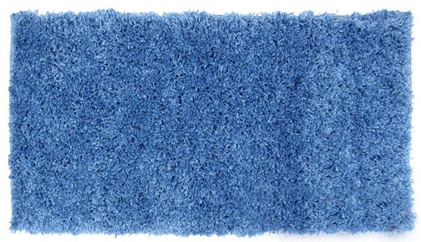 Коврик домашний SunStep, цвет: синий, 80 х 150 х 4 см коврик домашний sunstep цвет зеленый 140 х 200 х 4 см