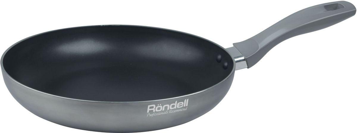 """Сковорода Rondell """"Lumiere"""" изготовлена из высококачественного штампованного алюминия.  Внутреннее двухслойное антипригарное покрытие Xylan Plus абсолютно безвредно, так как не  содержит PFOA. Внешнее покрытие устойчиво к высоким температурам. Эргономичная ручка из  прочного бакелита не нагревается и обеспечивает безопасный хват. Сковорода оснащена  стеклянной крышкой с металлическим ободом, бакелитовой ручкой и отверстием для выхода  пара.Подходит для использования на всех видах плит, включая индукционных. Можно мыть в  посудомоечной машине. Диаметр сковороды: 28 см.  Высота стенки: 5,3 см."""
