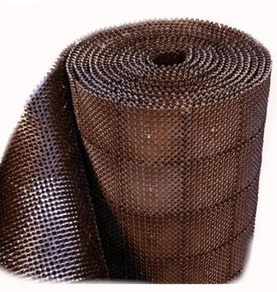Коврик-дорожка SunStep Травка, цвет: коричневый, 0,98 х 11,8 м71-007Коврик-дорожка Травка применяется как в помещении, так и на улице. Благодаря своей ворсистой поверхности отлично собирает грязь, а также влагу. Легко чистится, удобен в эксплуатации и долговечен.
